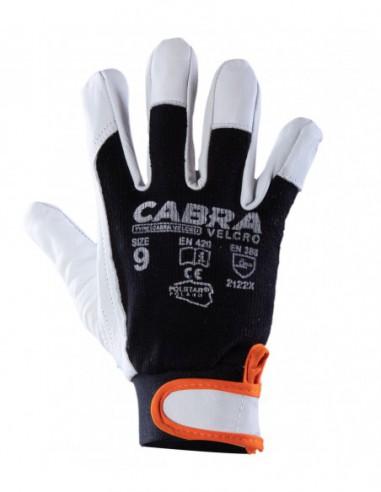Rękawice robocze skórzane rękawiczki...