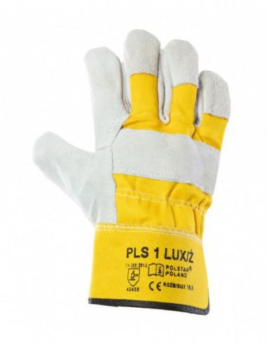 Rękawice robocze PLS-1 LUX/Ż