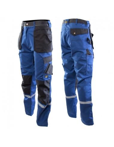 Spodnie robocze monterskie Cordura -...