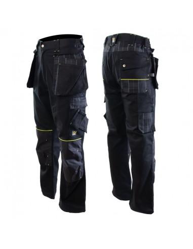 Spodnie robocze od pasa Seven Kings...