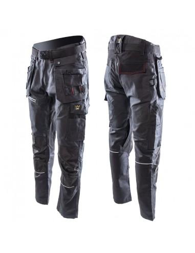 Spodnie robocze monterskie z...